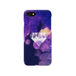 宇宙ダイヤ Smartphone cases