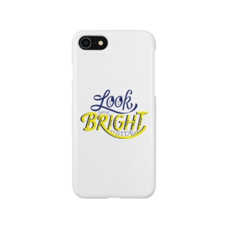 LOOK on the BIRGHT side Smartphone cases