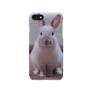 オスマシウサギ Smartphone cases