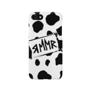 牛さんiphoneケース🐄 Smartphone cases