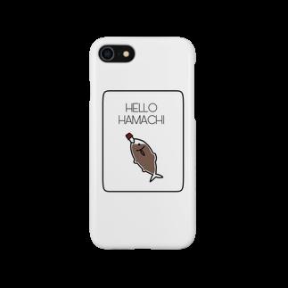 晴のはろーはまち Smartphone cases