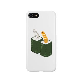 チンアナゴのおすし Smartphone cases