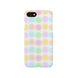 pastel-flowers Smartphone cases