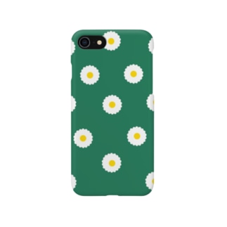 daisy-green Smartphone cases