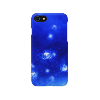 岩村月子のくらげA Smartphone cases