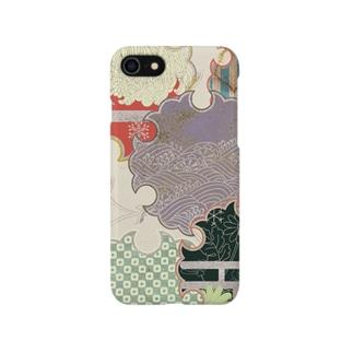 雪輪 Smartphone cases