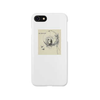 ハネムーン Smartphone cases