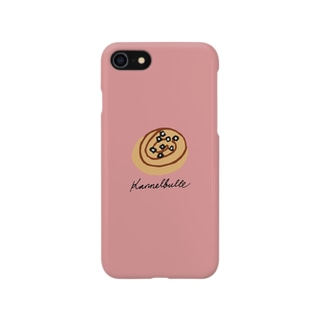Kanelbulle ピンク Smartphone cases