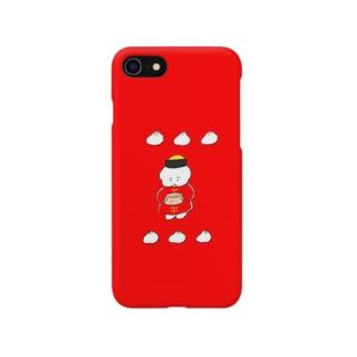 中華なワヌちゃん Smartphone cases