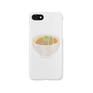 かつどん。 Smartphone cases
