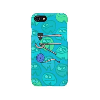 YMSTのリハビリの道具たち Smartphone cases