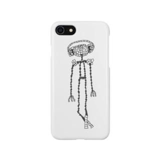 ダイヤモンドマン Smartphone cases