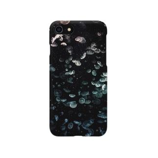 海月銀河 Smartphone cases