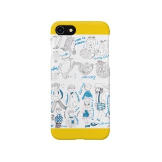 おりゃ〜 Smartphone cases
