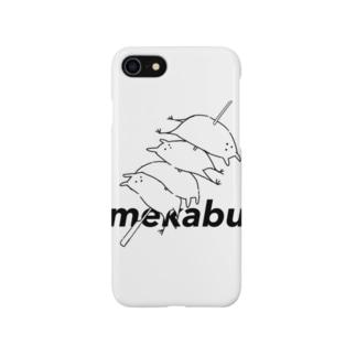 めかぶ Smartphone cases