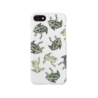 made blueのFrog Smartphone cases