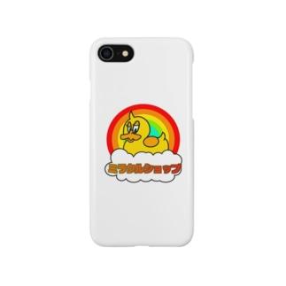 きせき君グッズたち Smartphone cases