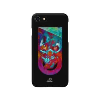 BLACK AO Smartphone cases