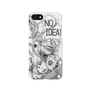 NO.845 no  idea‼︎ Smartphone cases