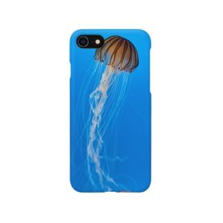 くらげ1 Smartphone cases