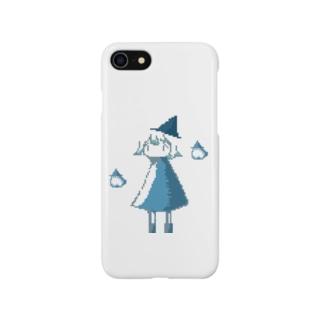 まじょと使い魔おばけ Smartphone cases