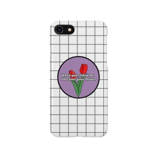 MY FLOWER Smartphone cases
