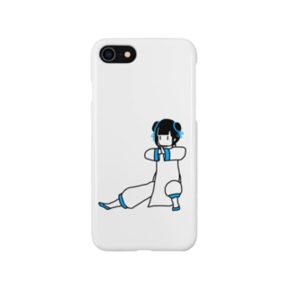 ちゃいながーる Smartphone cases