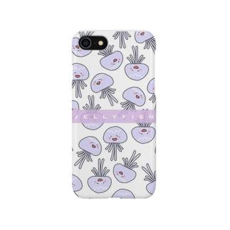 クラゲちゃん Smartphone cases