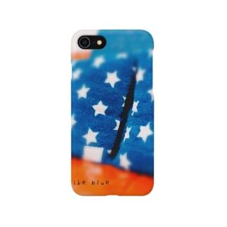 I like blue Smartphone cases