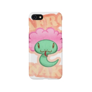 アフロスネーク Smartphone cases