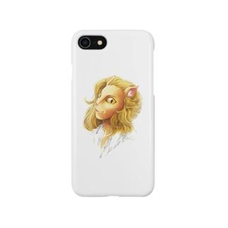 ジャハーナ(お色付き) Smartphone cases