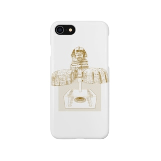 スフィンクスの超秘密 Smartphone cases