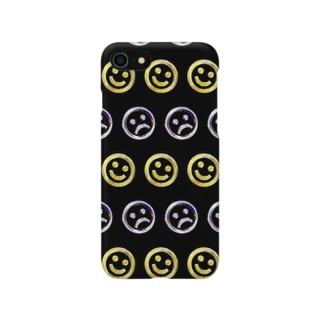 ニコちゃん Smartphone cases