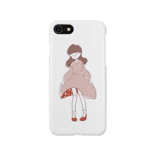 おなのこ(照) Smartphone cases