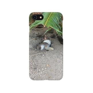 大久野島のうさぎさん Smartphone cases