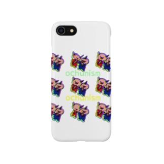 デジタルキートン 白 Smartphone cases