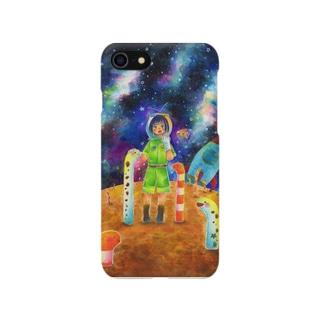 チンアナゴの星 Smartphone cases
