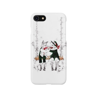 キツネドーナツ Smartphone cases