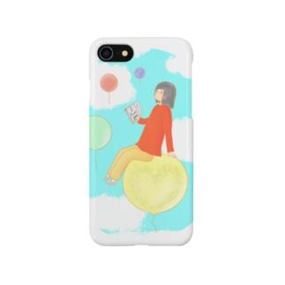 文学少女と風船の世界 Smartphone cases
