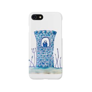 砂上の楼閣 Smartphone cases