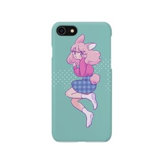 うさこちゃん Smartphone cases