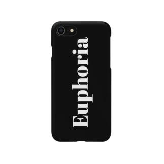 Euphoriaケース  黒 Smartphone cases