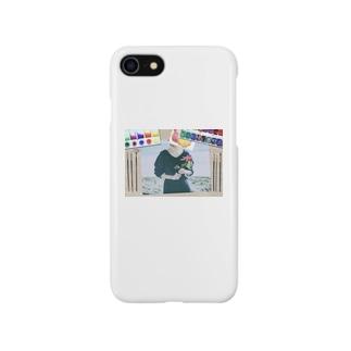 顔を忘れた思い出の中、 Smartphone cases