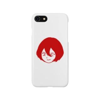 冷徹?くん Smartphone cases