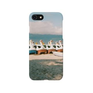 スワンボート Smartphone cases