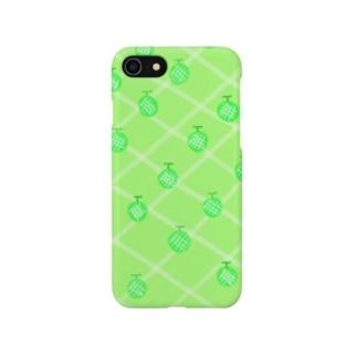 メロンドッド Smartphone cases
