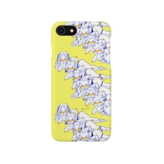 アンニュイガールズ Smartphone cases