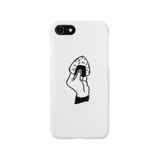おにぎりくん Smartphone cases