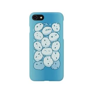 くらげの海 Smartphone cases