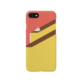 のんびりカステラ Smartphone cases